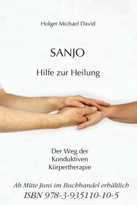 Ein Buch über Sanjo, seine Entstehung und seine innere Ausrichtung. Mit vielen Beispielen zur Behandlung von Muskelschmerzen, Bluthochdruck, Migräne, Bandscheibenvorfall, Schleudertrauma, Hexenschuss, Nackenverspannung, Ödeme, Rheuma, Spastische Lähmungen, Burn-out, Muskeldehnung.